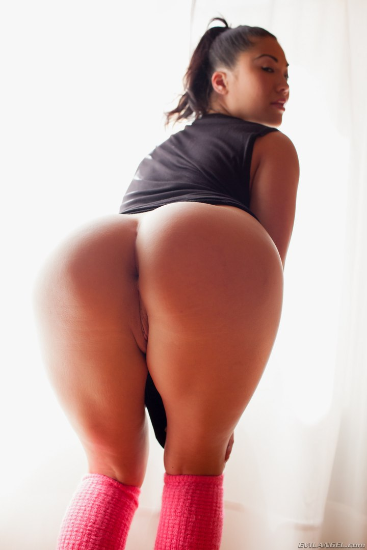 Asian big booty porn site